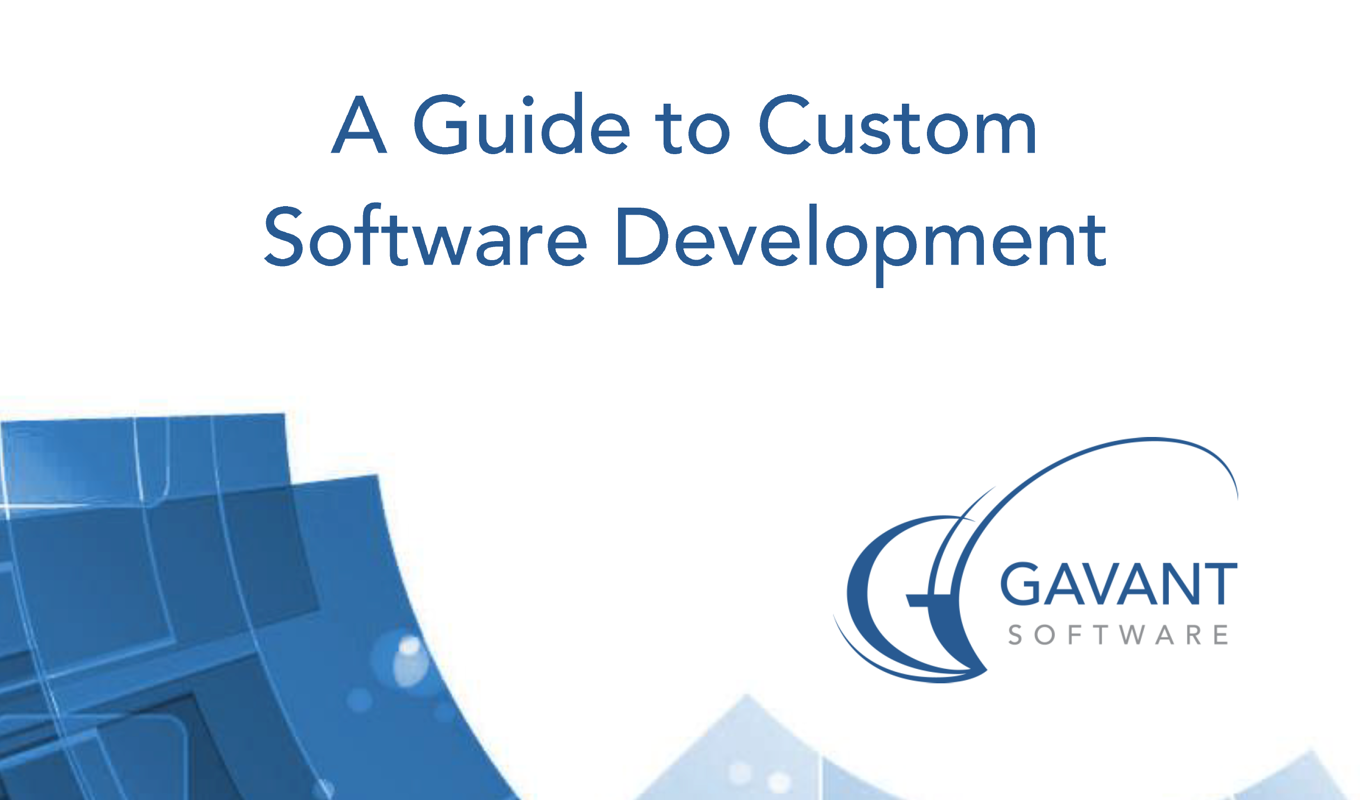 A Guide to Custom Software Development